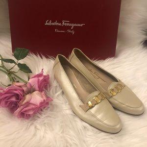 Salvatore Ferragamo flat women's shoes